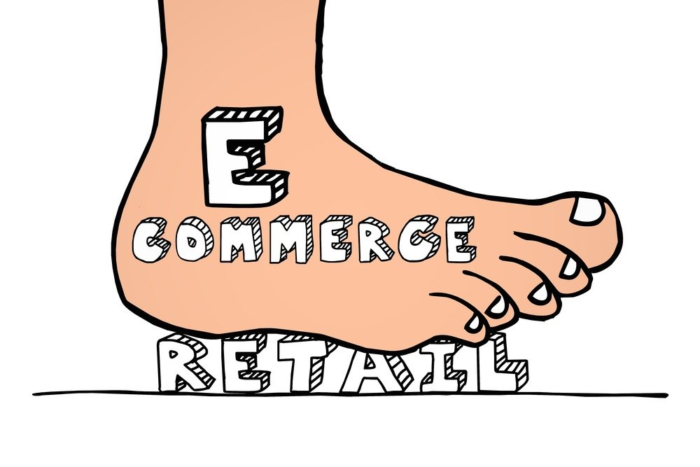 ecommerce vs retail